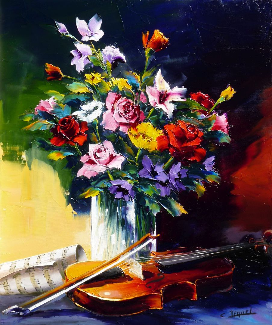 Bouquet musical